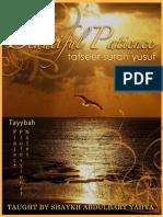 Tafsir Surah Yusuf (Beautiful Patience) (Tayybah)
