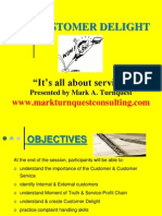 Customer Delight Master 1 PDF