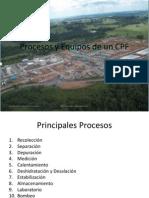 Presentacion 2 - Descripcion Centro de Control de Procesos