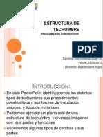 Estructura de Techumbre (1)