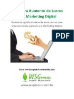 Guia Para Aumento de Lucros Com Marketing Digital