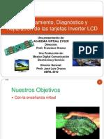 Funcionamiento, Diagnóstico y Reparación de Las Tarjetas Inverter LCD FINAL