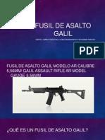 Fusil de Asalto Galil