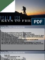 Psalm 139 - Keys to Freedom