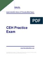 CEH Practice Exam