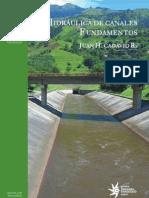 Hidraulica de Canales - Juan H. Cadavid R