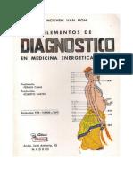 Diagnostico de Acupuntura