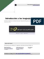 Introd Lenguajes Web