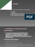 5.1diapos de Evaluación Del Desempeño Vf 27-04-2013
