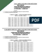 Consulplan 2008 Codevasf Tecnico Em Topografia Gabarito