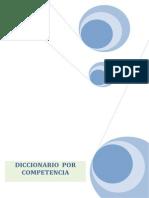 Diccionario Por Competencias
