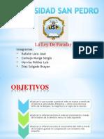 Fisica III( Ley de Faraday