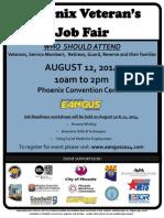 EANGUS Jobseeker Flyer