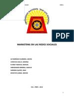 Marketing en Las Redes Sociales (1)