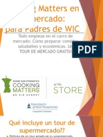 nc- wic cooking matters store tour bulletin board-spanish