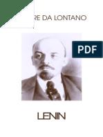 Lenin - Lettere Da Lontano