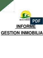 Condominio Alto Fontova Examen 2014