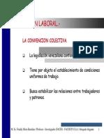 Convencion Colectiva Legislacion Laboral