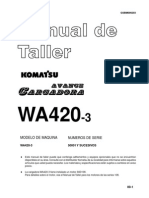 SM WA420-3 50001 - UP