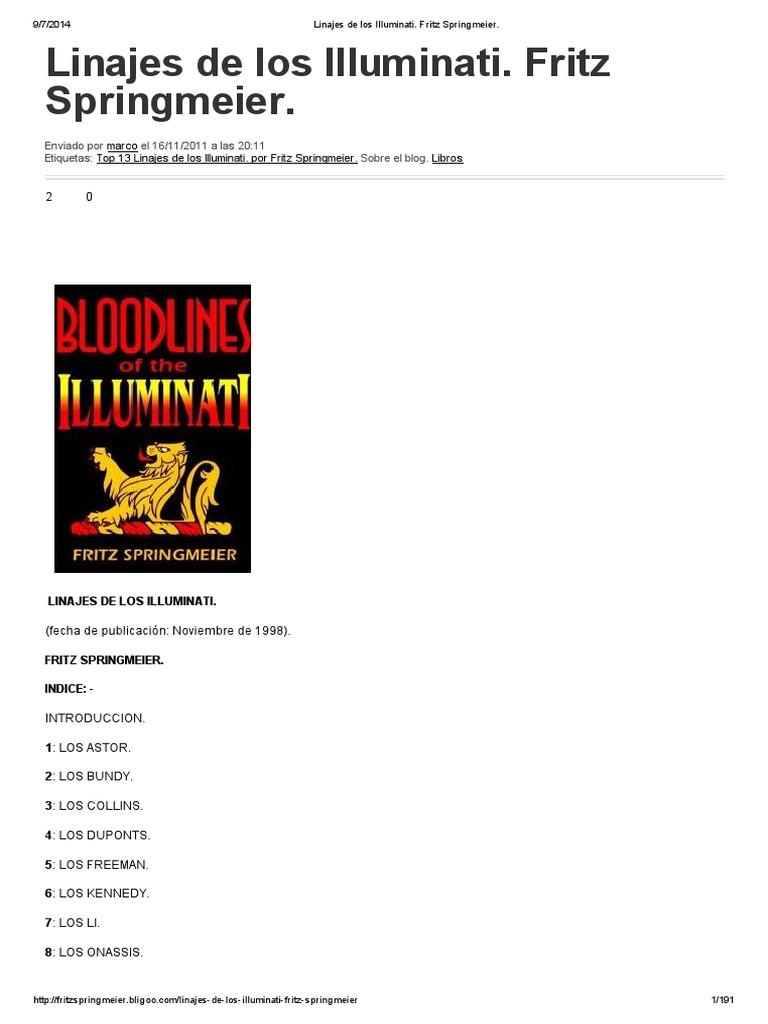Fritz Springmeier - Bloodlines of the Illuminati b9a122fae8eac