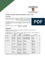 ELEC3106 Course-outline 2013-4