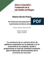 gobiernocorporativoysuimportanciaenlagestinderiesgosdelasentidadesbancarias-110824172748-phpapp01.ppt