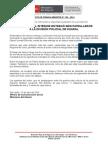 MINISTERIO DEL INTERIOR ENTREGÓ SEIS PATRULLEROS  A LA DIVISIÓN POLICIAL DE HUARAL