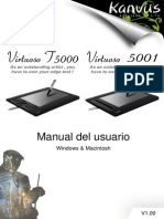 Virtuoso T5000 5001-Spanish