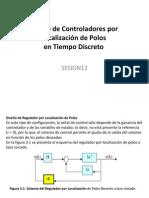 Diseño de Controladores Por Localización de Polos