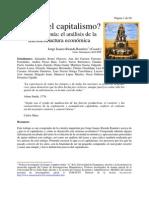 Qué Es El Capitalismo