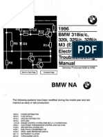 BMW electric troubleshoot manual