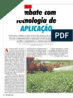 Tecnologia de Aplicação de Agroquímicos