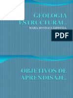 CLASE N°1 GEOLOGIA ESTRUCTURAL