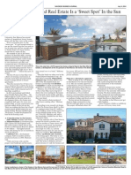 """San Marcos High-End Real Estate Is a """"Sweet Spot"""" in the Sun"""