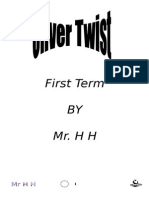 Oliver Twist My Work Chapter 2