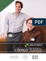 CodigoConductaInstitucional2013-2014