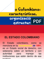 El Estado Colombiano
