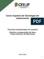 Material Técnicas Fundamentais