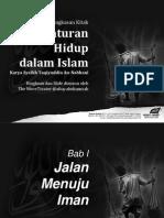 Ringkasan Nizhamul Islam @Abayabuhamzah