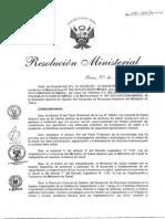 Resolucion Minsa_RJ 251-2014