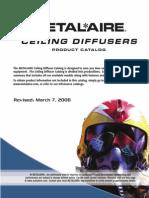 Catalogo Difusores Metalaire