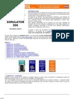 PIC SIMULATOR IDE - Curso en Español Parte 1 - Manual