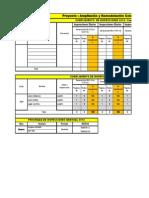 Programa y Cumplimiento Inspecciones 2014 -Enero
