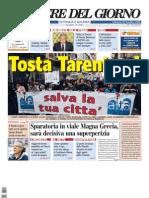 Corriere Del Giorno 29-11-2009 Altamarea