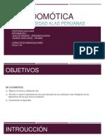Tema Libre -Domotica