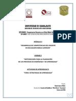 DJR_M2.Ac9 Foro. Catalogo de Estrategias Didacticas.