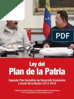 Ley Plan de La Patria 2013-2019