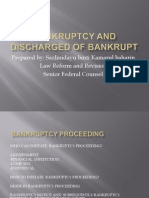 Bankruptcy Proceeding
