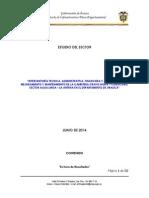 Estudio Del Sector Carreteable Cravo Norte Sector Corocor Antena 2014