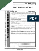 AITS-2014-CRT-I-JEEM+ADV_Main_Paper_Questions_PAPER